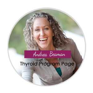 Andrea Beaman's Thyroid program page