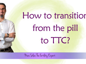 How to transition from the pill to trying to get pregnant