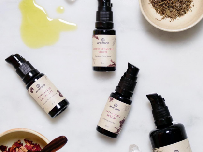 Best skincare line to detox!
