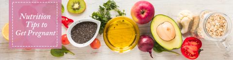 Nutrition Tips Header
