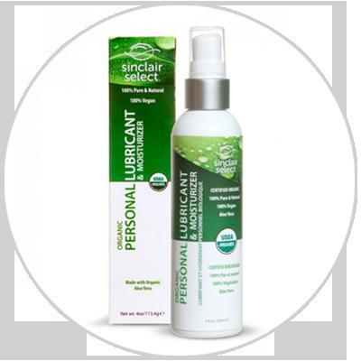 organic lubricant - sinclair select