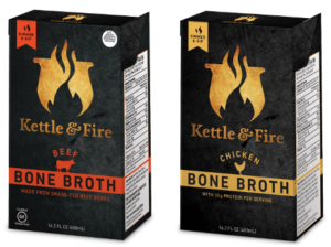 kettle and fire bone broths