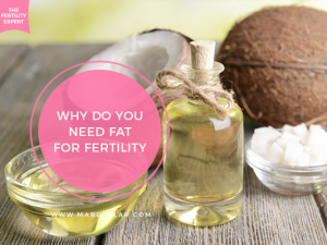 Why you need fat for fertility