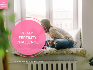 7 Day Fertility Challenge