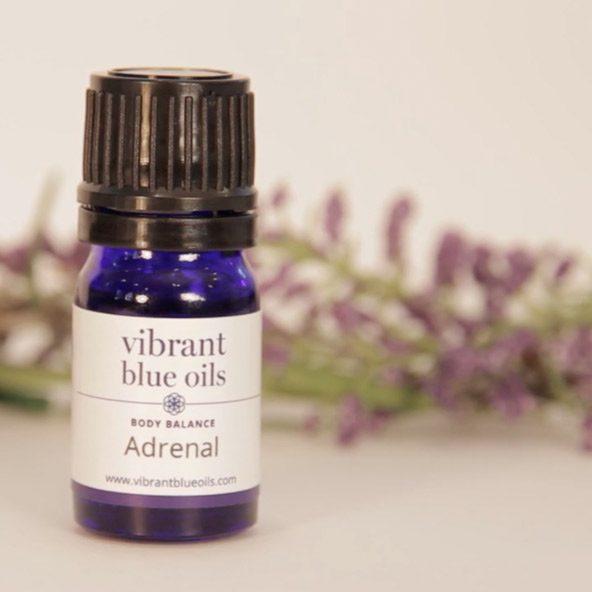 vibrant oils adrenal
