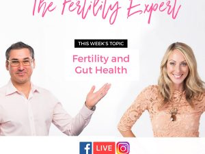 CANDIDA, GUT HEALTH AND FERTILITY