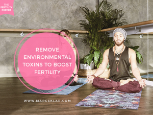 Remove These Environmental Toxins to Boost Fertility