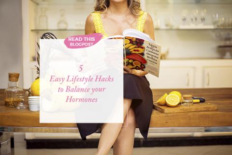 Hacks to Balance your Hormones