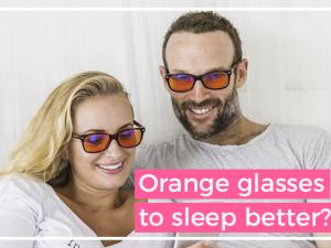Do Orange Glasses Really Help You Sleep Better?
