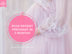 How She Got Pregnant with PCOS in 3 Months