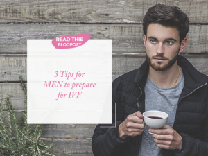 3 tips for men: how to be there for your wife during IVF