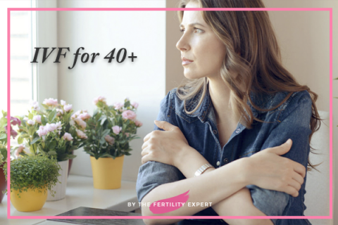 IVF for 40