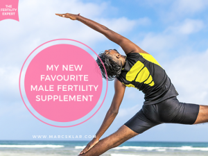 This new male fertility supplement is my favourite, here's why…