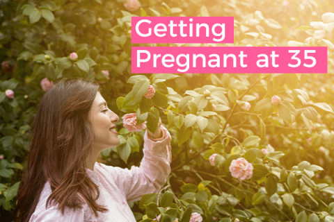 Getting Pregnant at 35