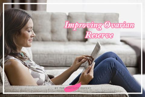Improve Ovarian Reserve Blogpost Thumbnail