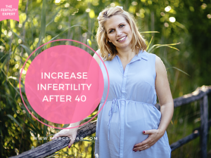 How to be super fertile even in your 40's: the best kept secret