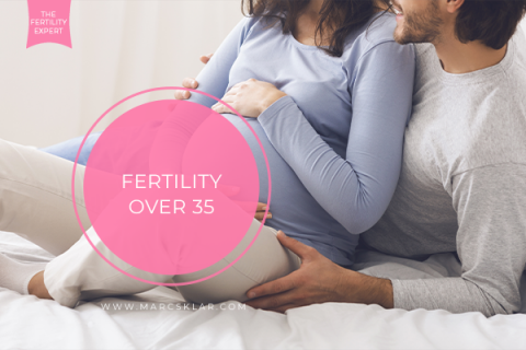 Fertility over 35 Thumbnail Blogpost