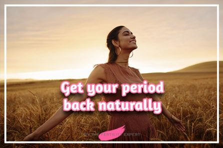 Get your period back
