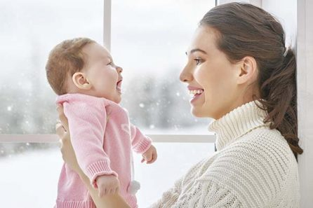 Preparing womb for implantation
