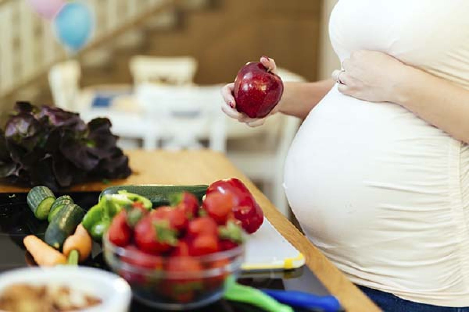 Fertility Diet To Get Pregnant Over 35